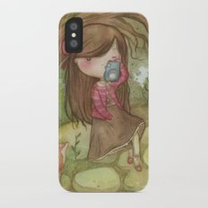 Nemophilist Slim Case iPhone X