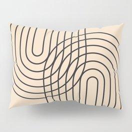 Abstraction_LINE_CONNECT_POP_ART_008K Pillow Sham