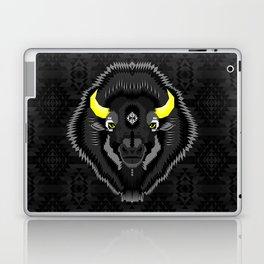 Geometric Bison Laptop & iPad Skin