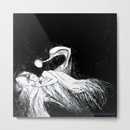 Watching the Spirit in Return Metal Print