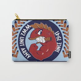 Flying Hellfish ARMY Carry-All Pouch