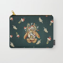 Toadstool Spirit Carry-All Pouch