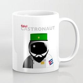 Fidel Castronaut Coffee Mug