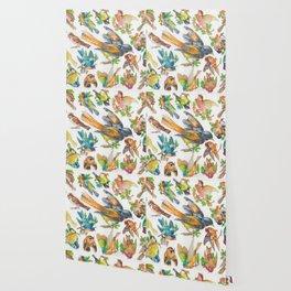 Birds, Birds, Birds Wallpaper