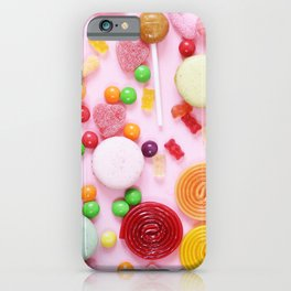 Candy Print iPhone Case