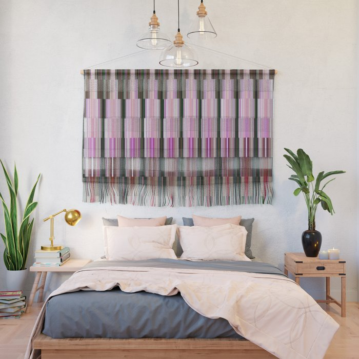 Kaleidoscope | Orchid Wall Hanging