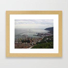 salerno Framed Art Print