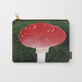 Toadstool Carry-All Pouch