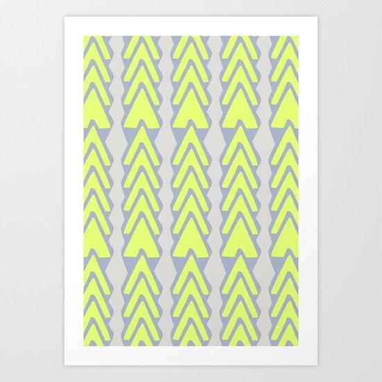 pattern 16 Art Print