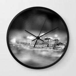 Fairy Town Wall Clock