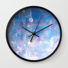 Magic Island Wall Clock