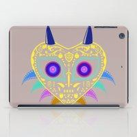 majora iPad Cases featuring Dia de los Majora - Legend of Zelda by Katie Halliday