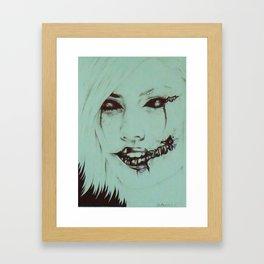 Elisha  Framed Art Print