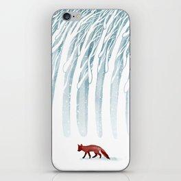 Winter Storm iPhone Skin