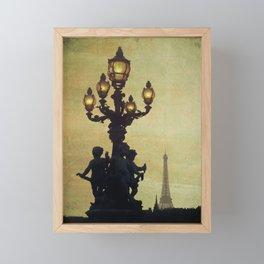 Paris (France) Framed Mini Art Print