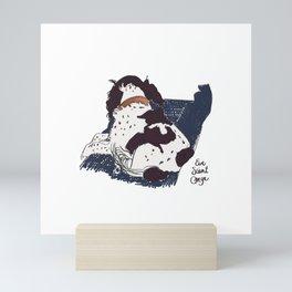 Zoé Mini Art Print