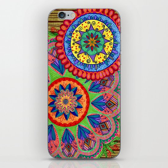 Mandalas 1 iPhone Skin