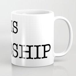 HIS LORDSHIP Coffee Mug