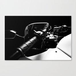 Kawasaki Ninja Motorcycle Wall Art I Canvas Print