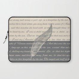 ANNABEL LEE (Allan Poe) Laptop Sleeve