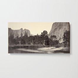 View from Camp Grove, Yosemite Metal Print