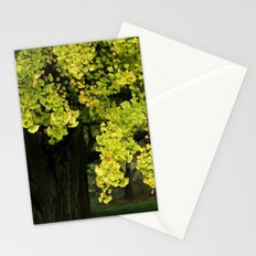 The Ginkgo Tree Stationery Cards