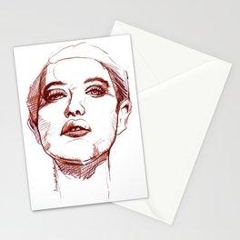 Portrait / Retrato Stationery Cards