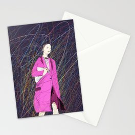 Runway Lady Stationery Cards