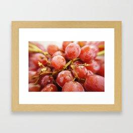 Grapes of Summer Framed Art Print