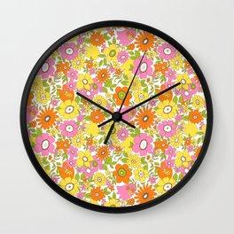 vintage 37 Wall Clock