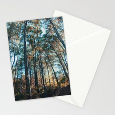 into the woods 07 Stationery Cards