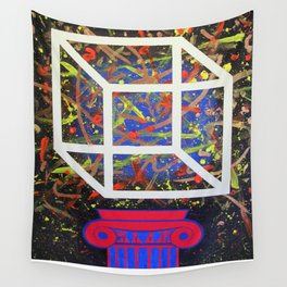 Intuition & Reason Wall Tapestry