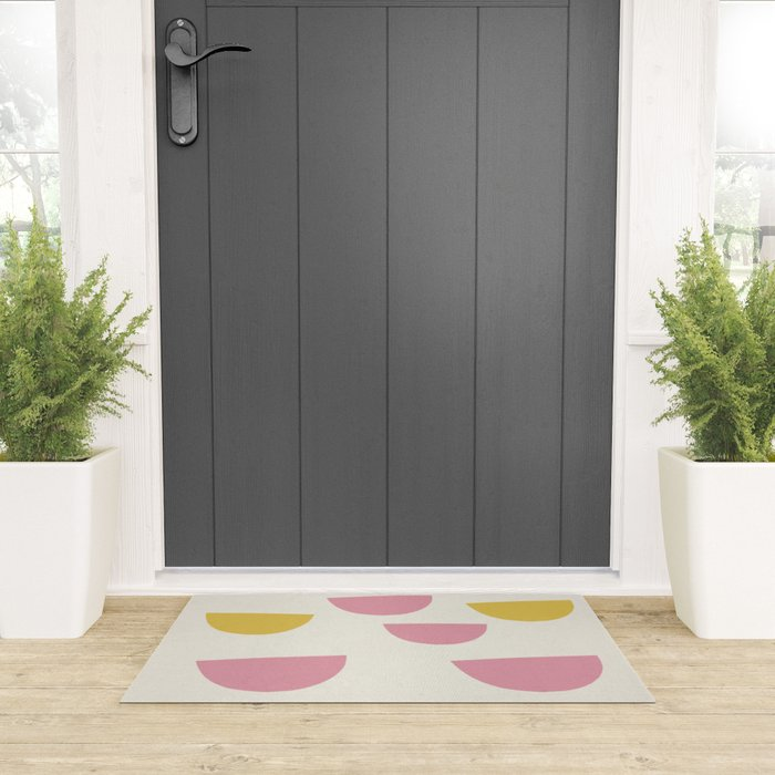 Blossom Welcome Mat