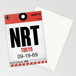 NRT Tokyo Luggage Tag 1 Stationery Cards