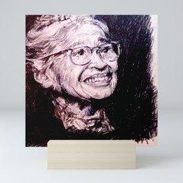 Rosa Parks Mini Art Print