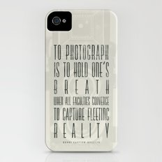 To photograph... iPhone (4, 4s) Slim Case