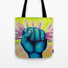 The Slip - Mazuir Ross Tote Bag