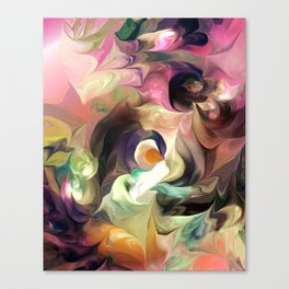 Abstract 031612 Canvas Print