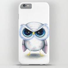 Grumpy Owl  iPhone 6s Plus Slim Case