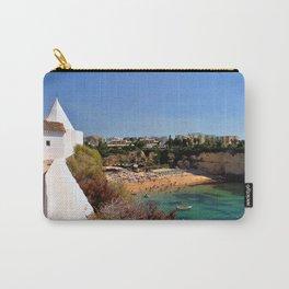 Praia de Nossa Senhora da Rocha The Algarve Portugal Carry-All Pouch