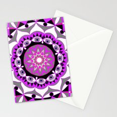My Love Mandhala | Secret Geometry | Energy Symbols Stationery Cards