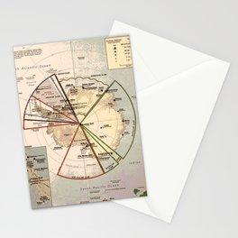 Antarctica Territories Stationery Cards