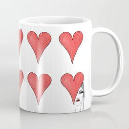 Next Year's Valentine Coffee Mug