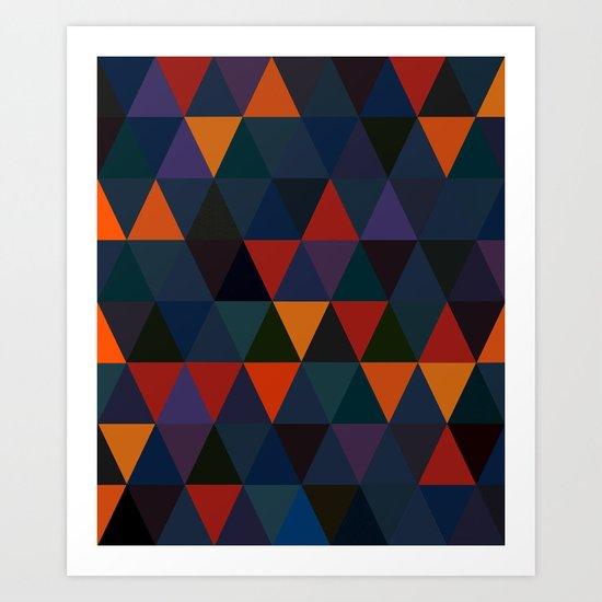 Abstract #308 Art Print