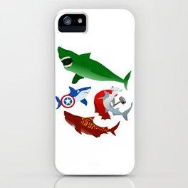 S.H.A.R.K.S. iPhone Case