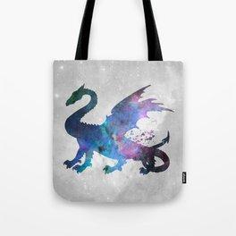 Galaxy Series (Dragon) Tote Bag