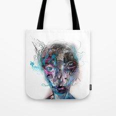 grotesque/3 Tote Bag
