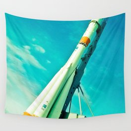 To infinity and beyond. Wall Tapestry