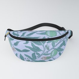 "William Morris ""Fruit or Pomegranate"" 5. Fanny Pack"