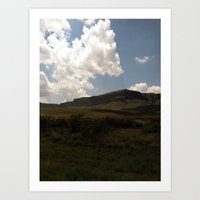 texas Art Prints featuring texas by internet person